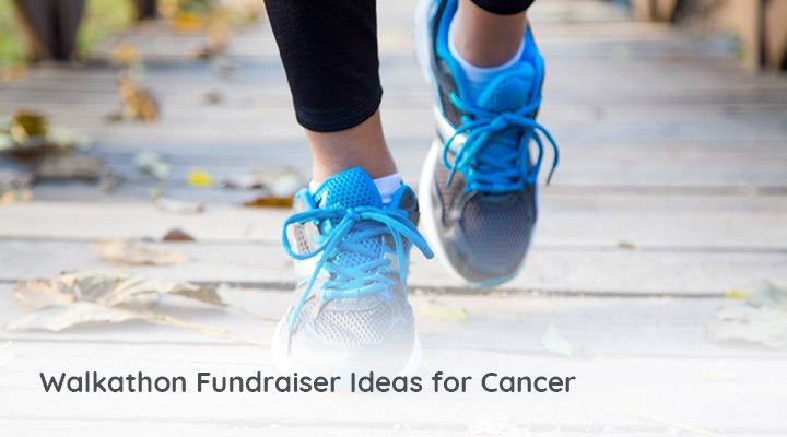 Check out these walkathon fundraiser ideas for cancer!