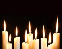 Consider a candlelight celebration as one of your next walkathon fundraiser ideas.