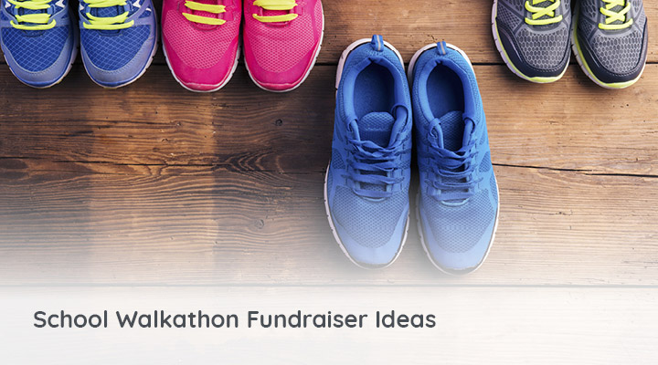Check out these school walkathon fundraiser ideas!