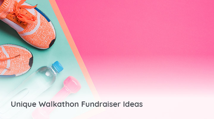 Check out these unique walkathon fundraiser ideas!