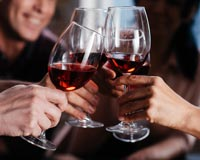 Consider a wine walk as one of your next walkathon fundraiser ideas.